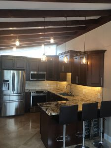 burkecontractingllc custom design burke contracting llc project addition renovation interior construction kitchen pinewood wood florida fort lauderdale
